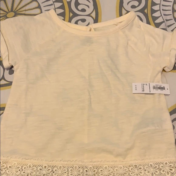 Old Navy Other - Cream blouse